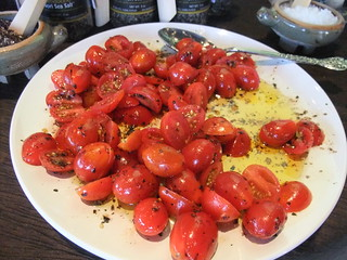 SFO Day 2: Nori Salt on Tomatoes | by swampkitty