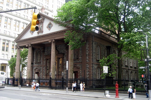 Nyc St Paul S Chapel Flickr Photo Sharing