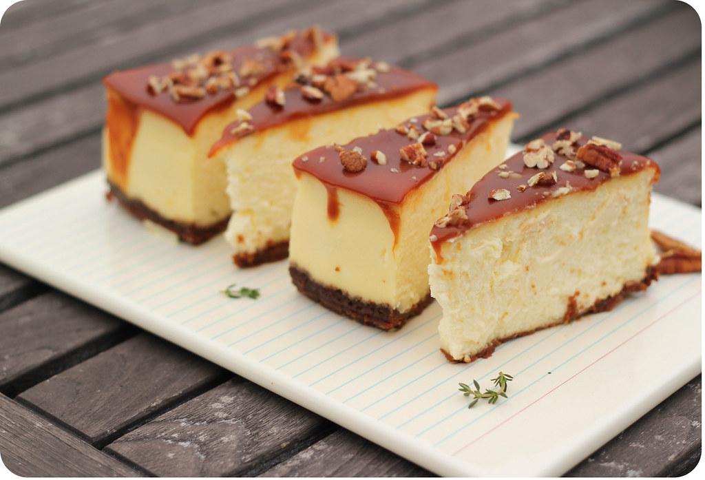 caramel pecan cheesecake   www.delightdulce.blogspot.com   Flickr