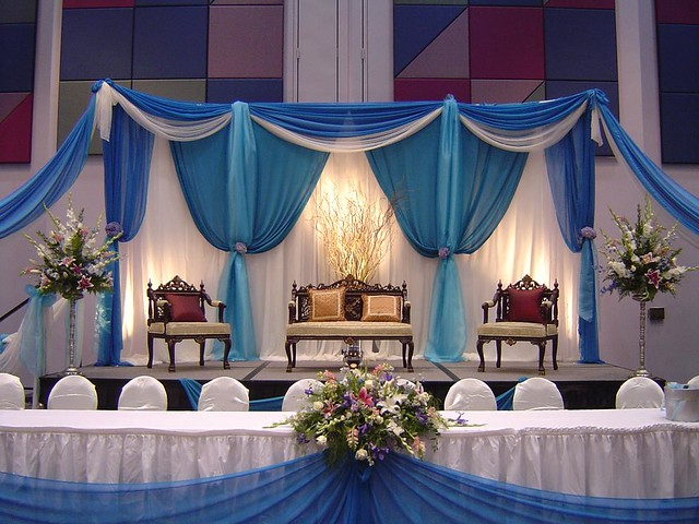 Wedding decoration backdrop decoration for wedding flowers by wedding decoration by flowers by alis junglespirit Image collections
