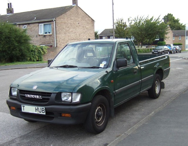 Pickup Trucks For Sale >> VAUXHALL BRAVA - PICKUP | CARL SPENCER | Flickr