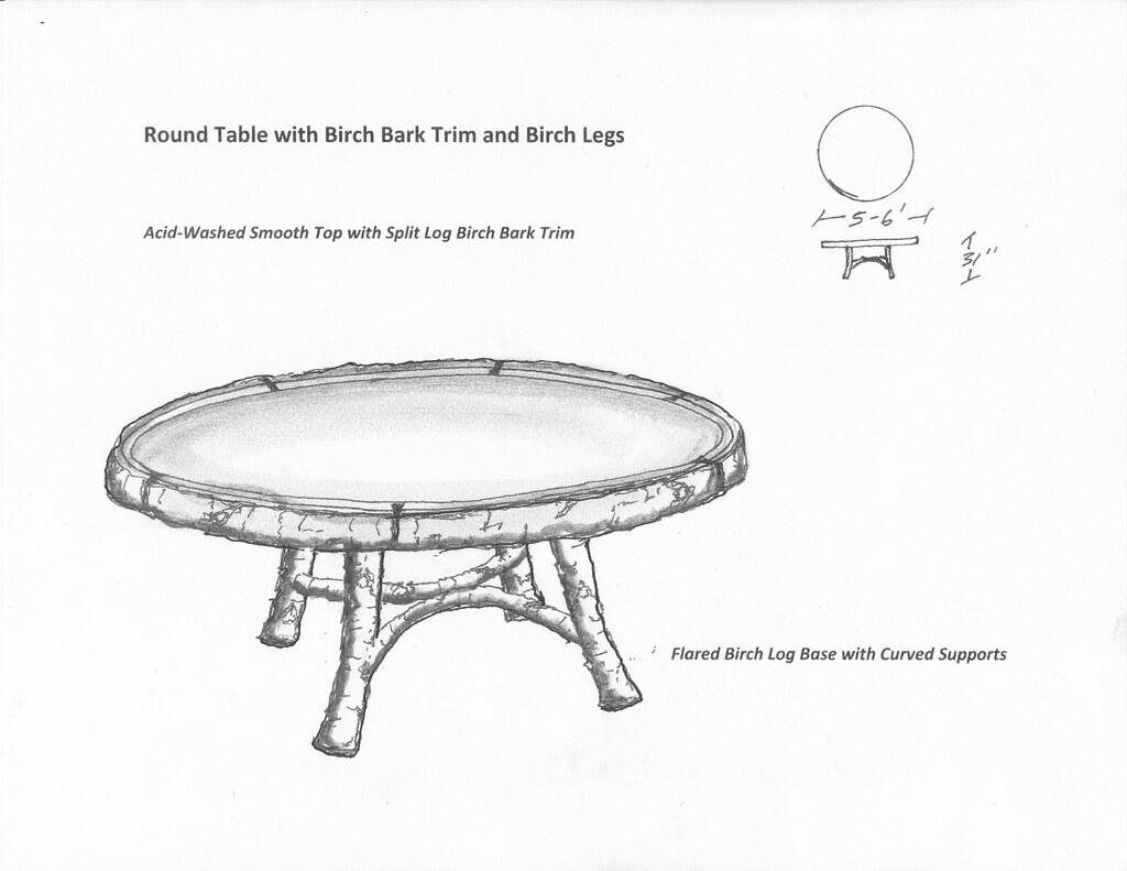 Round table sketch ross yedinak flickr geotapseo Gallery