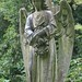 Angel at Highgate Cemetery