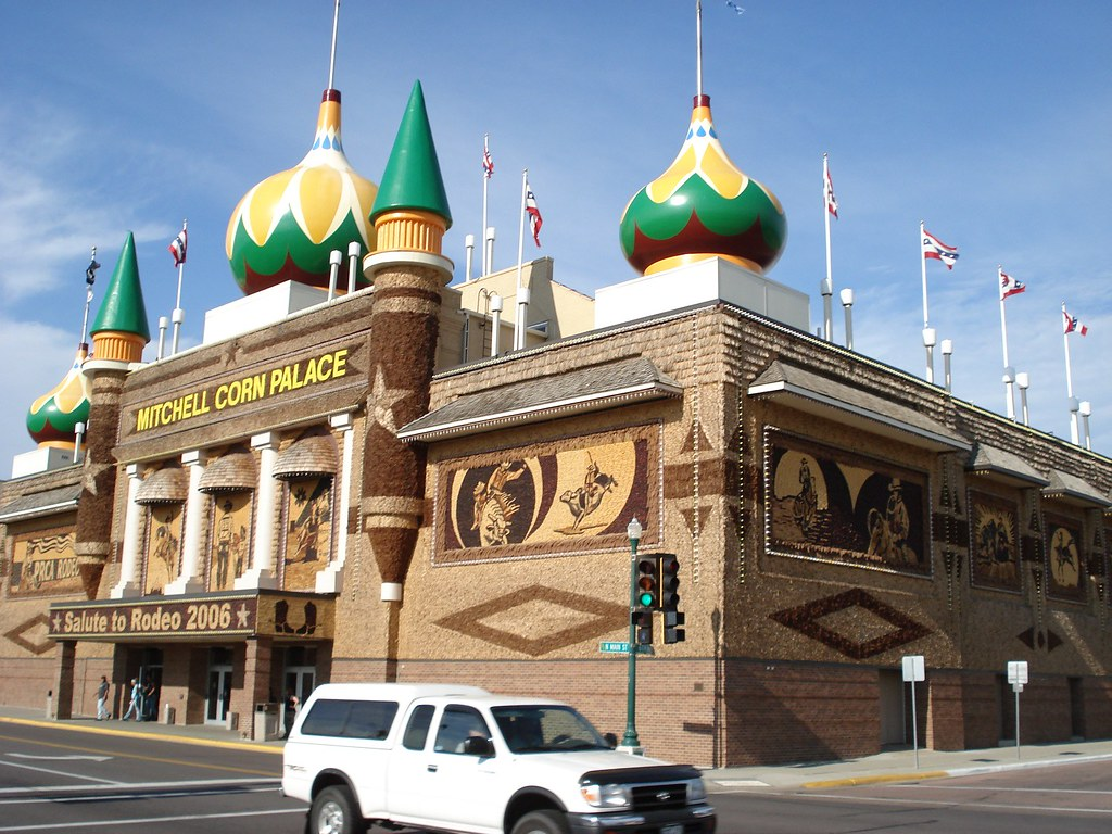 The World39s Only Corn Palace  Mitchell South Dakota  Flickr