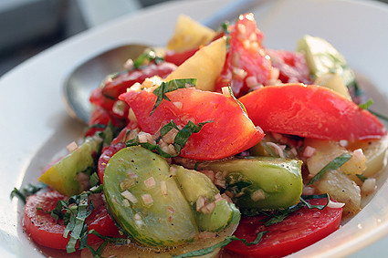 Tomato Salad | by David Lebovitz
