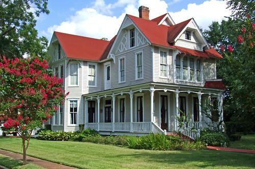 Red Roof Texas Finn Flickr