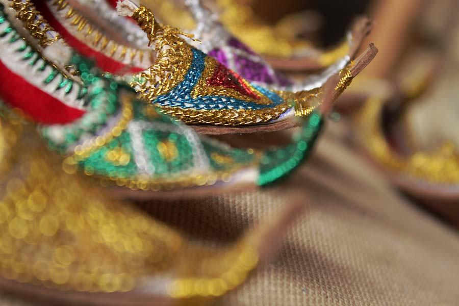 Salim Shahi Mughal Shoes, Pakistan.