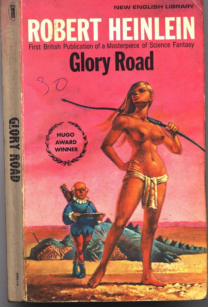 Robert Heinlein Glory Road John Blakey Flickr