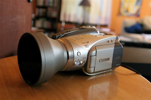 WD-H43 .7x wide angle lens | by Chuckumentary