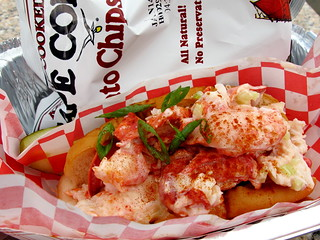 Red Hook Lobster Roll | by Mr.TinDC