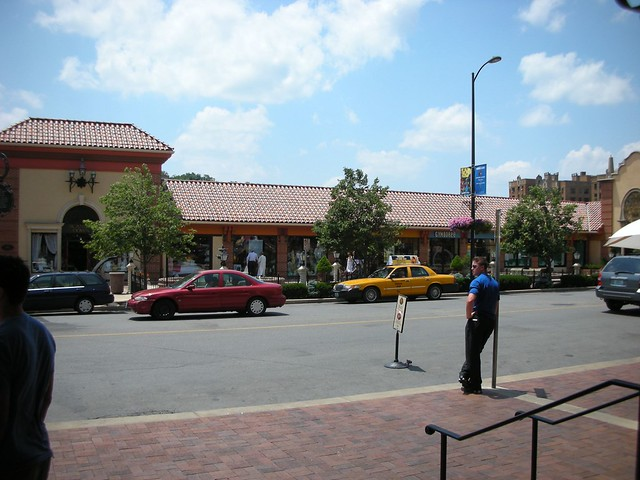 Shopping At The Plaza In Kansas City After Taking A Cab To Flickr Photo Sharing