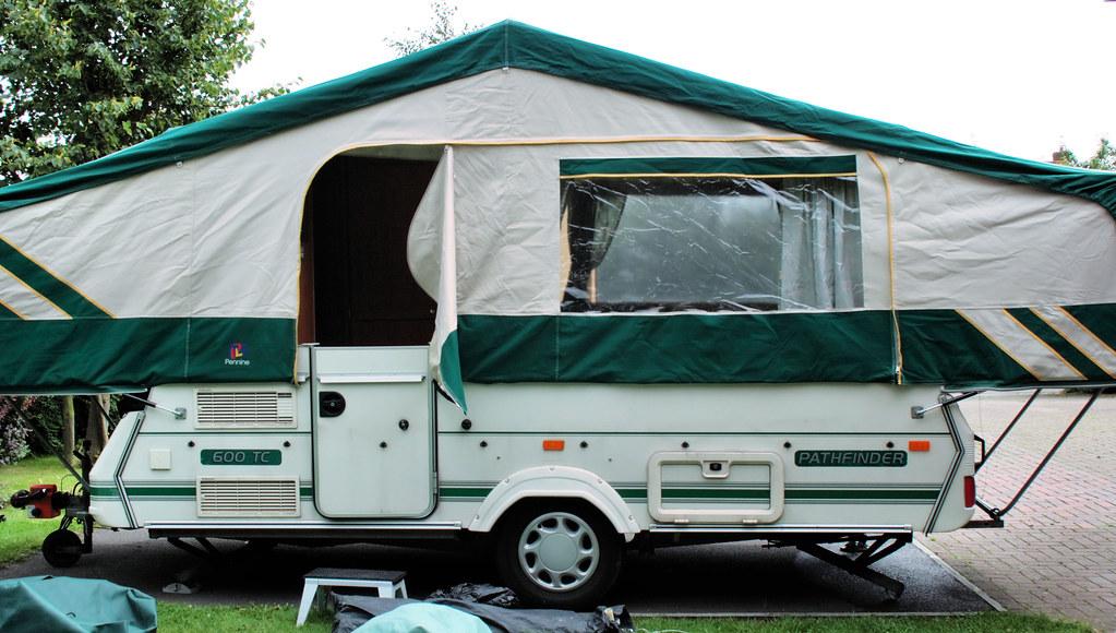 Pennine Pathfinder We Have A New Folding Camper Well I