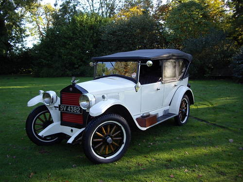 All Car Company >> 1926 Hudson Essex supersix 5 seat tourer   carandclassic ...