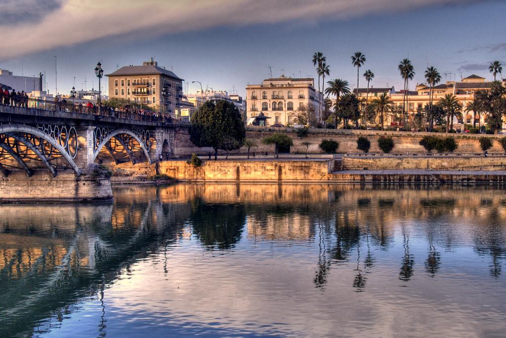 Pont de Triana, Séville