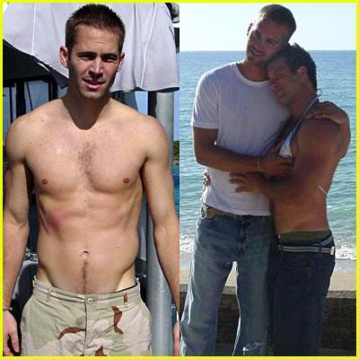 paul-walker-shirtless ...