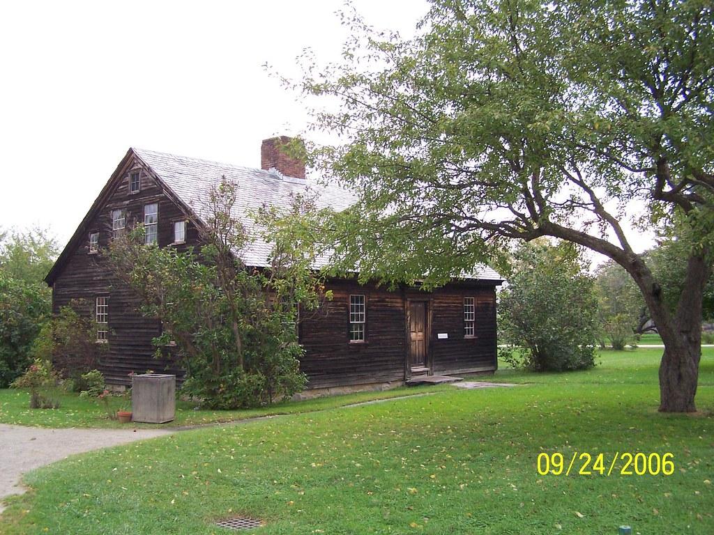 Stencil House, Shelburne Museum, Shelburne, Vermont (VT