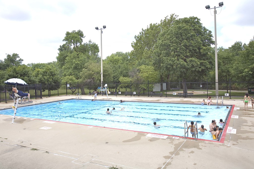 north gompers park pool 4222 w foster ave by jon randolp flickr