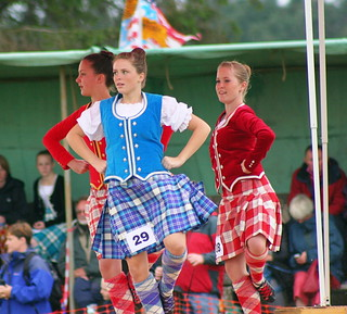Highland Dancing Competition - Dornoch Highland Gathering 2007 | by foxypar4