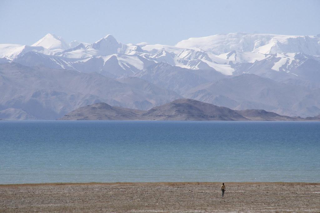 Karakul Lake Tajikistan Karakul Lake ii Tajikistan