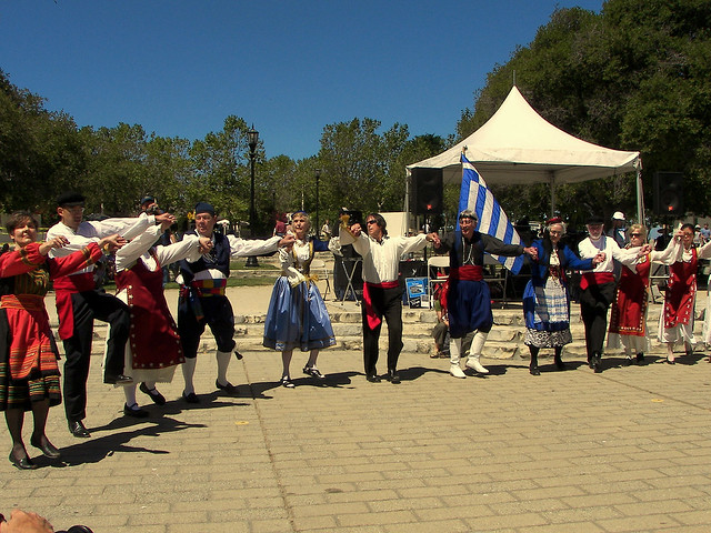 2007 Greek Festival, Monterey
