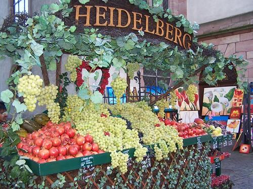 heidelberg fruit seller flickr photo sharing. Black Bedroom Furniture Sets. Home Design Ideas