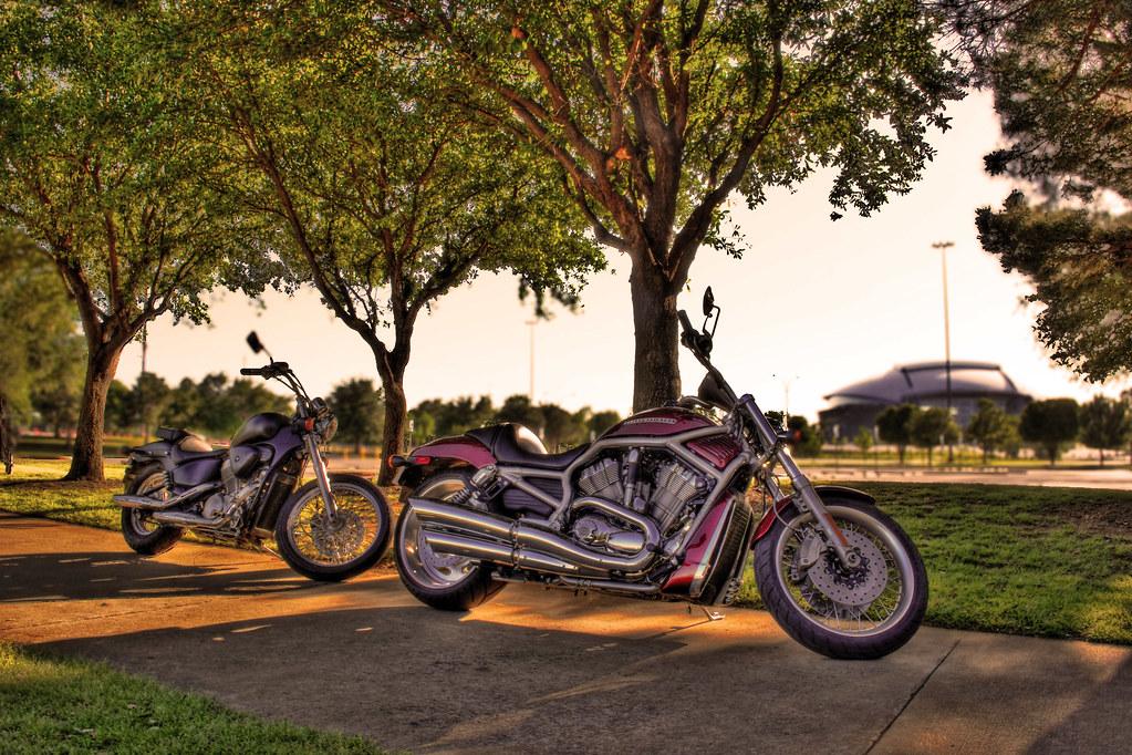 Used Harley Motorcycles