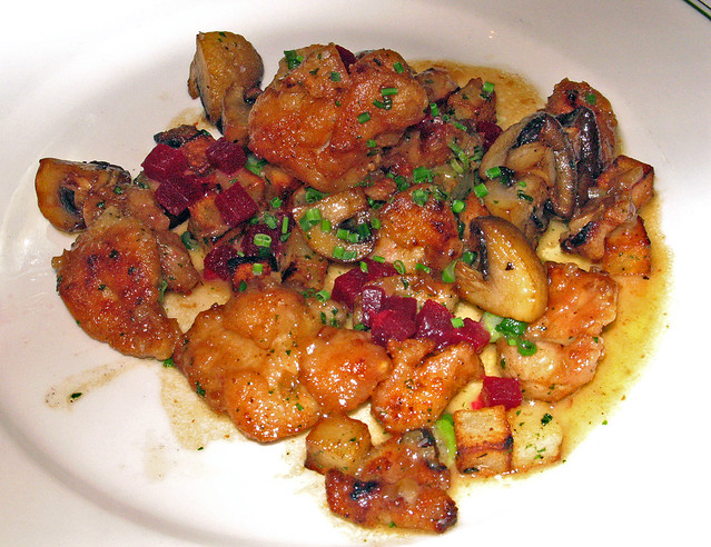 ... Sweetbreads with Potatoes, Mushrooms & Sherry-Must… | Flickr