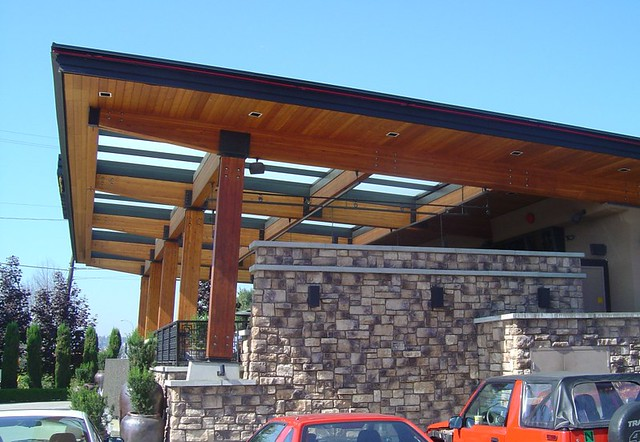 Post 2 >> Post and Beam Excellence | The Cactus Club Cafe in Coquitlam… | Flickr