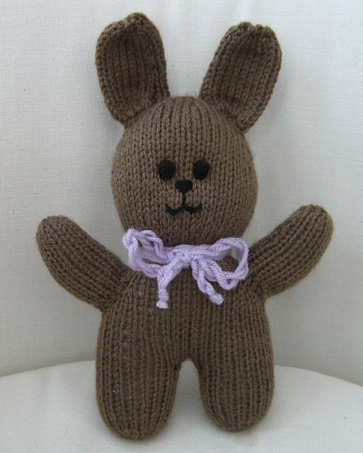 Knitting Patterns Toys Jean Greenhowe : Jean greenhowe bunny toy knitted in sirdar toytime from