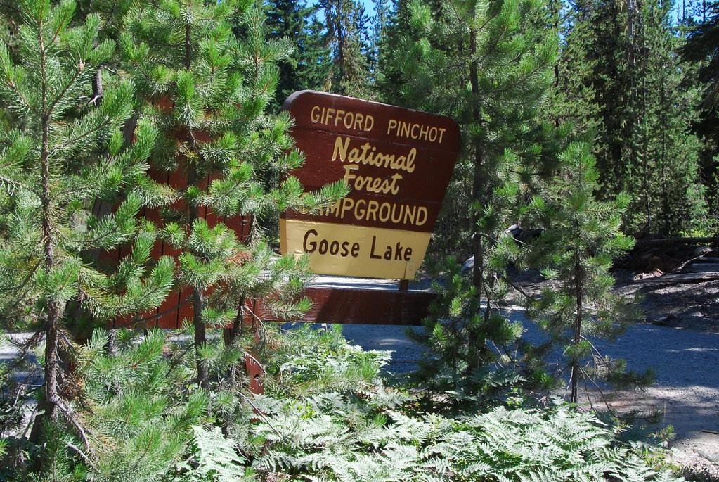 Goose Lake Wa Goose Lake Camp...