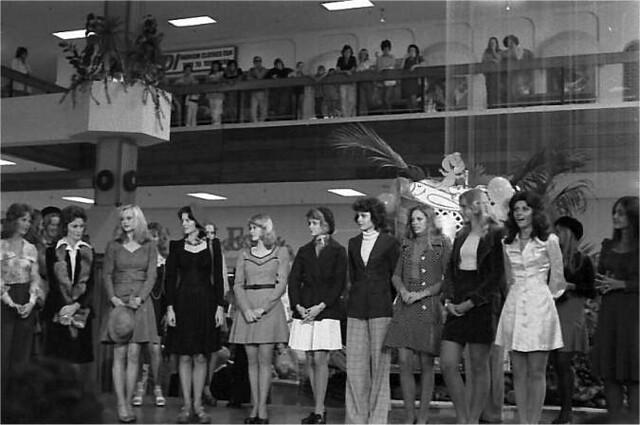 miss roselands contest  sydney  1974