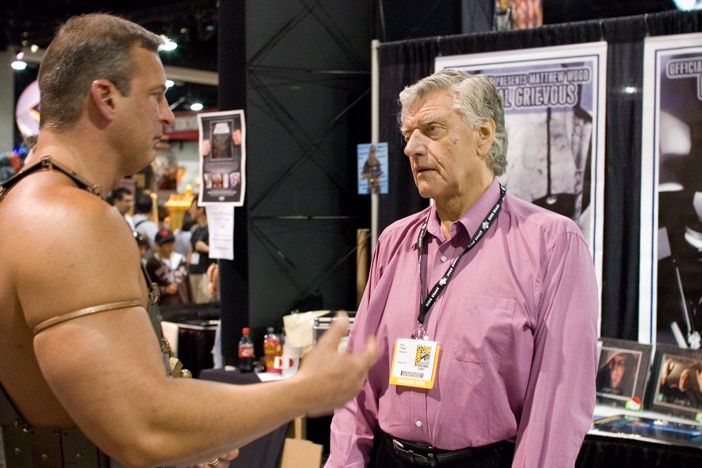hercules and david prowse trevor h flickr