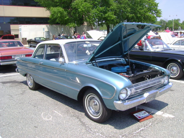 1961 ford falcon maryland motor vehicle administration for Motor vehicle administration glen burnie