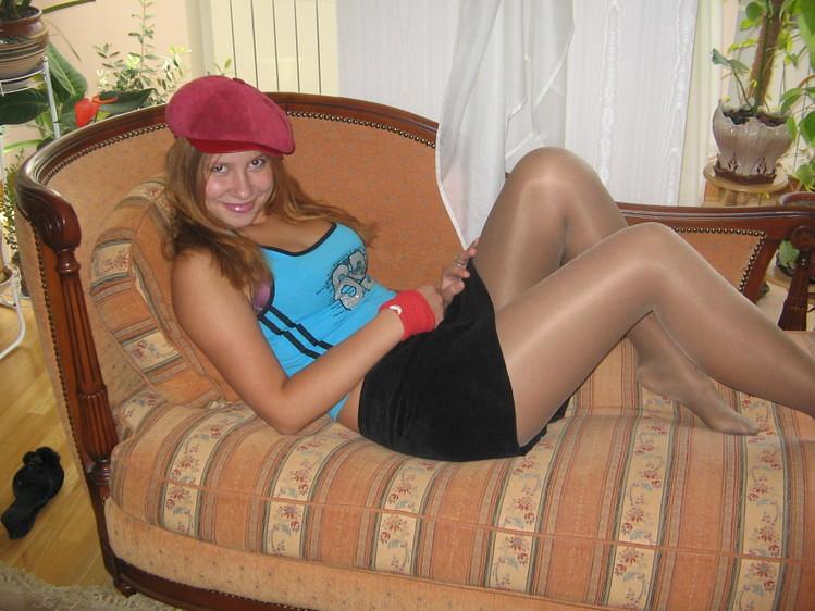 Russian Teen Home Video