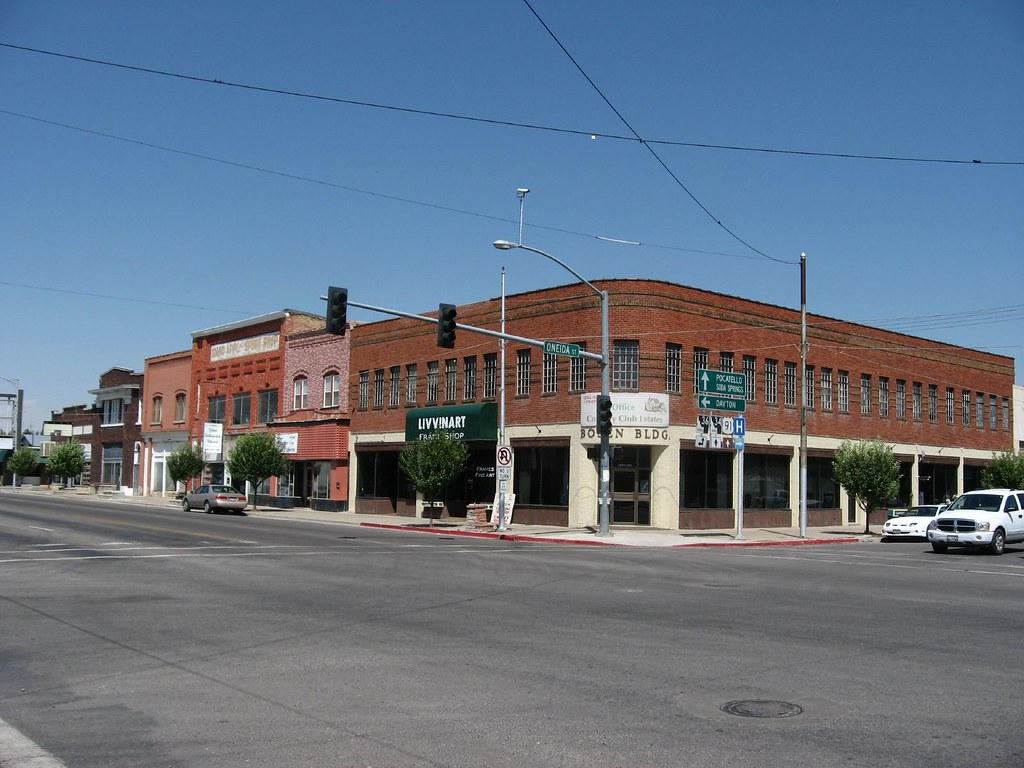 Downtown Preston, Idaho | Preston is a city in Franklin ...