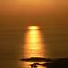 Coucher de soleil à Lumio