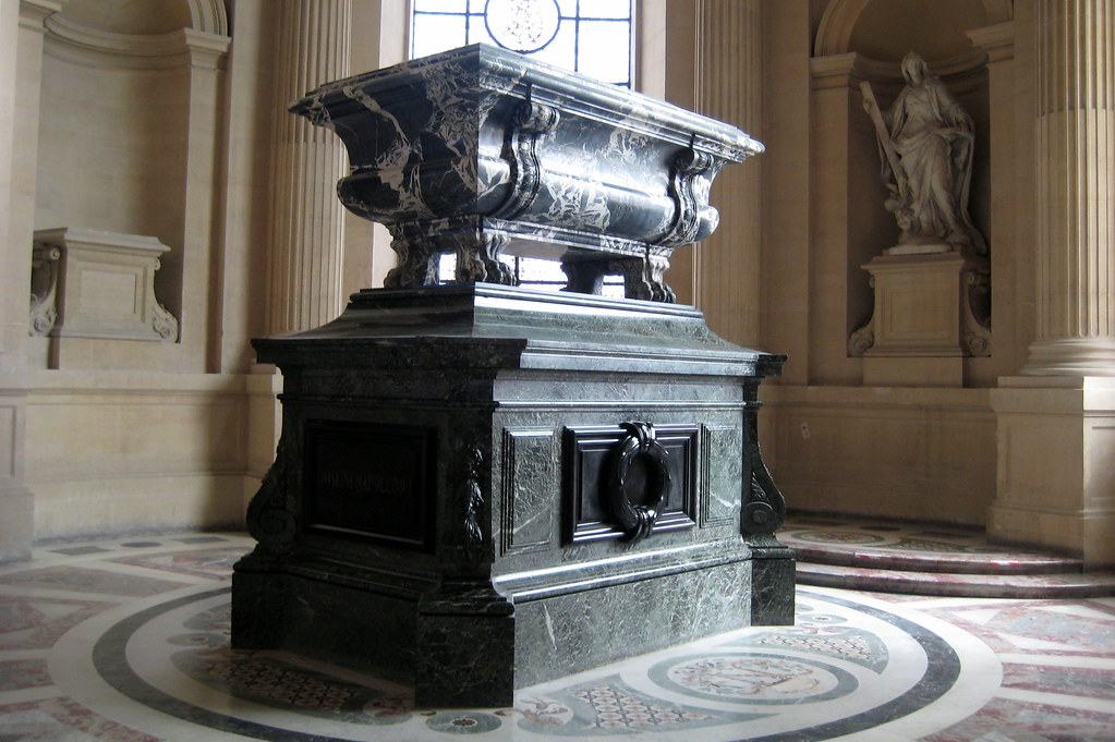 Paris H 244 Tel Des Invalides D 244 Me Church Tomb Of Joseph