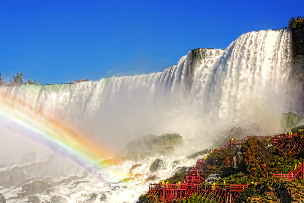 Niagara Falls New Years Eve Hotel Packages