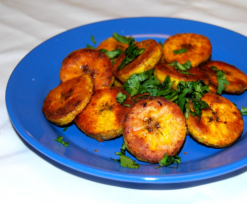 Roasted Plantains | by vaishy67