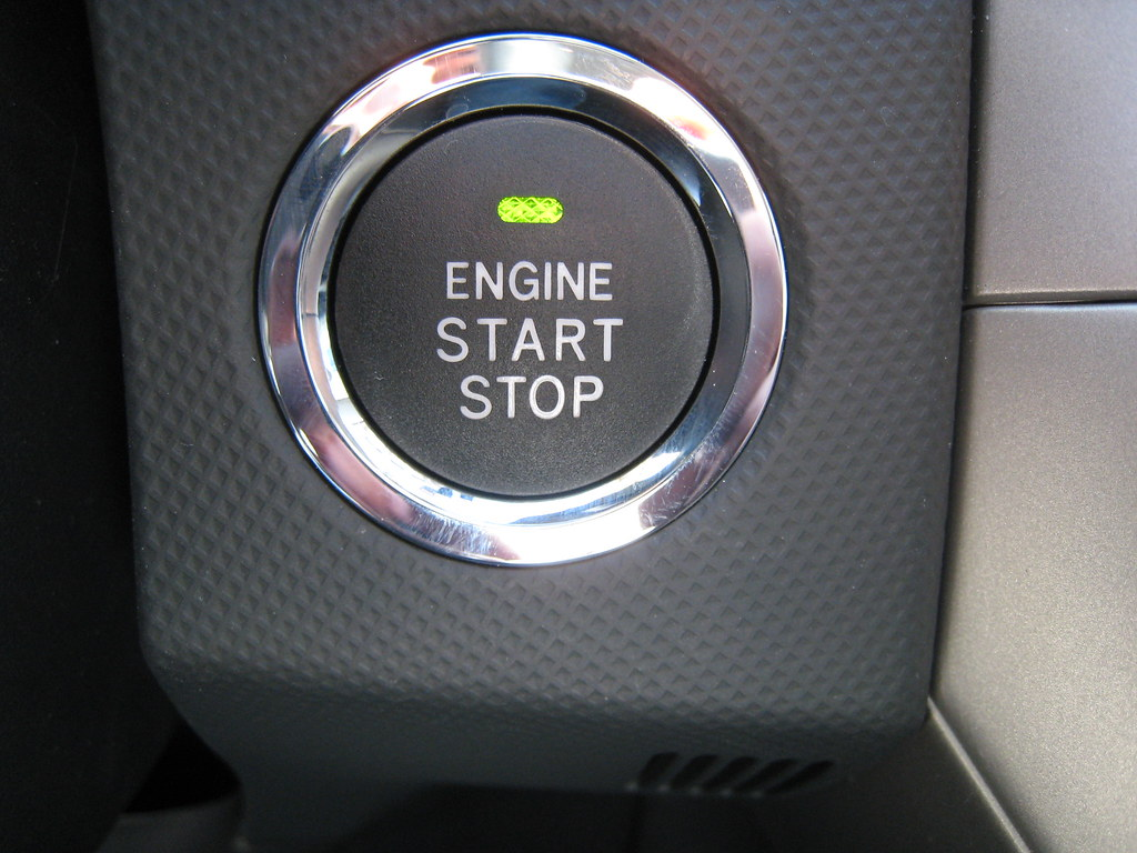 toyota auris 2007 toyota auris engine start stop button flickr. Black Bedroom Furniture Sets. Home Design Ideas