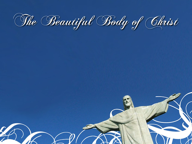 The Beautiful Body Of Christ