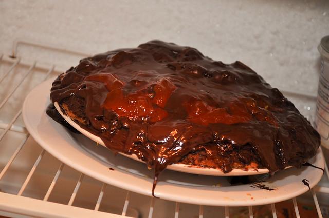 Giant Jaffa Cake Low Fat Recipe
