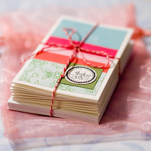 friendship mini card set | by CrystalNale