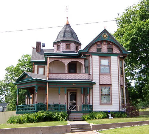 Vandalia, IL Victorian House