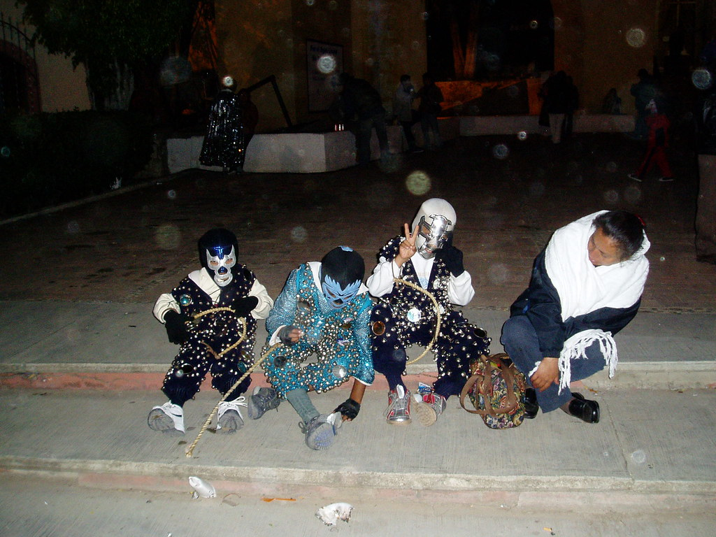 Day of The Dead Dancer Day of The Dead Dancers San