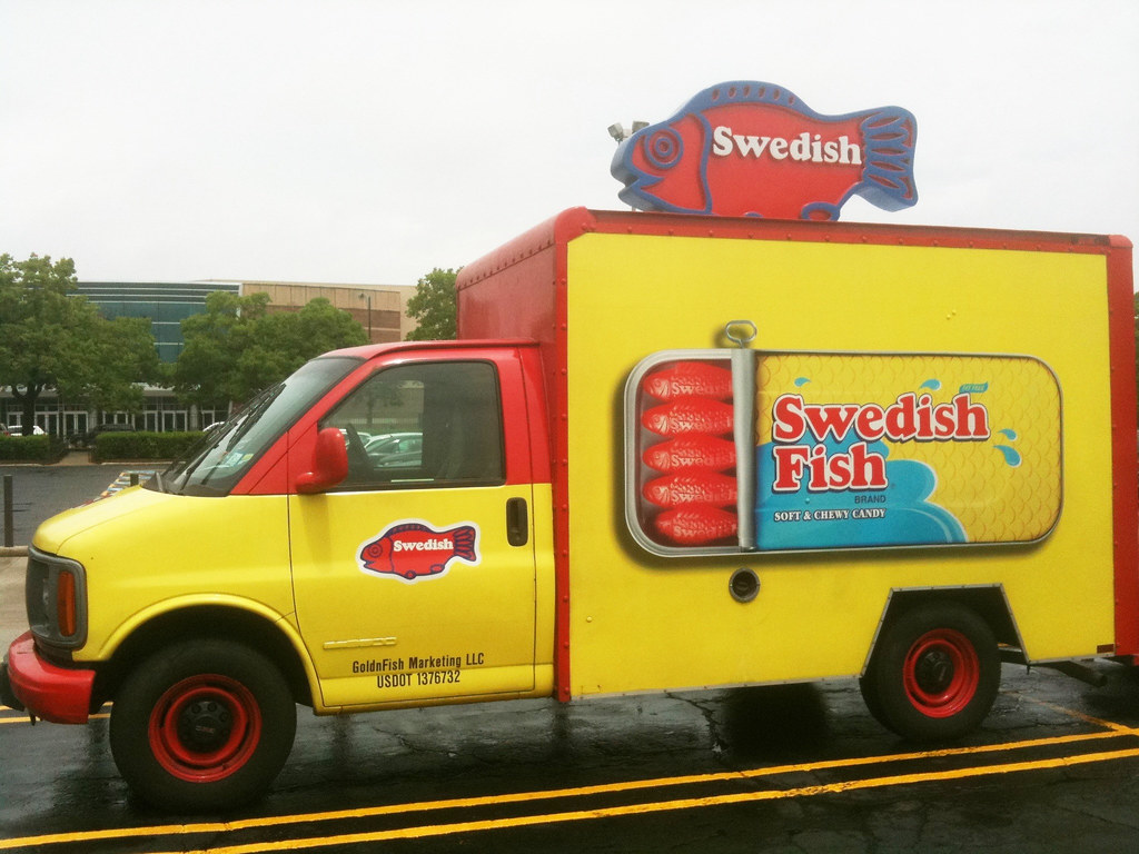 All Sizes Swedish Fish Truck Who Knew Flickr Photo Sharing