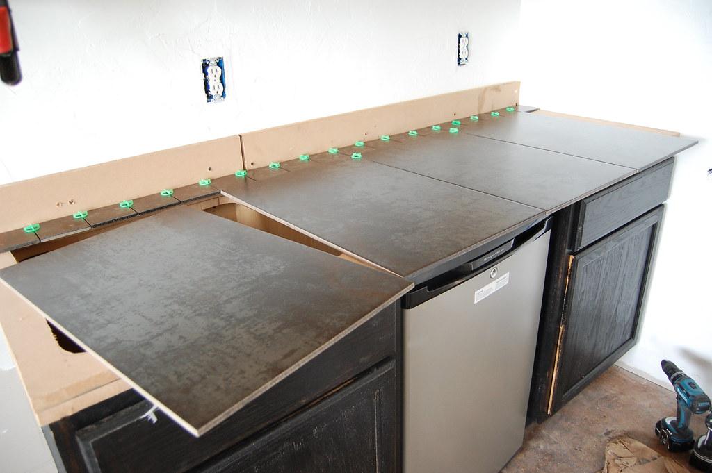 Рабочий стол на кухне своими руками 489