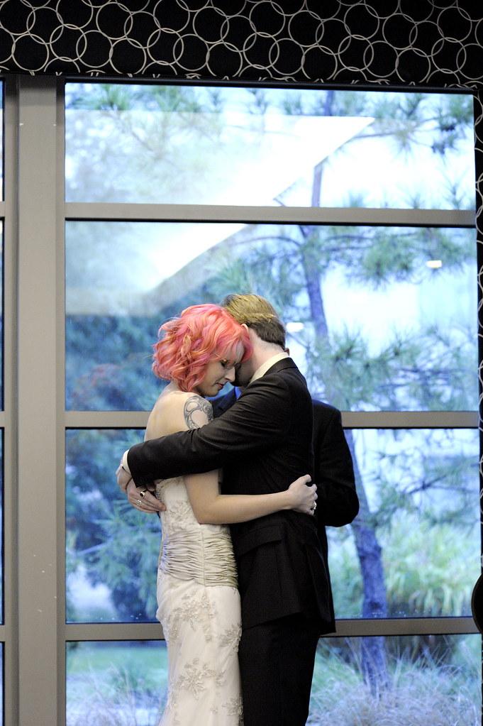 Who needs kisses, I want HUGS.