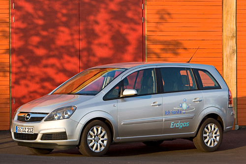 opel vauxhall zafira cng compressed natural gas eco turb flickr. Black Bedroom Furniture Sets. Home Design Ideas