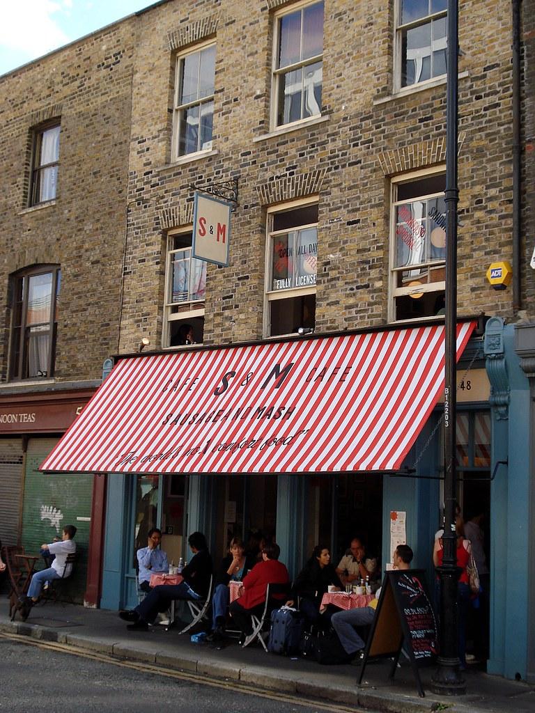M Street Cafe Sherman Oaks Menu